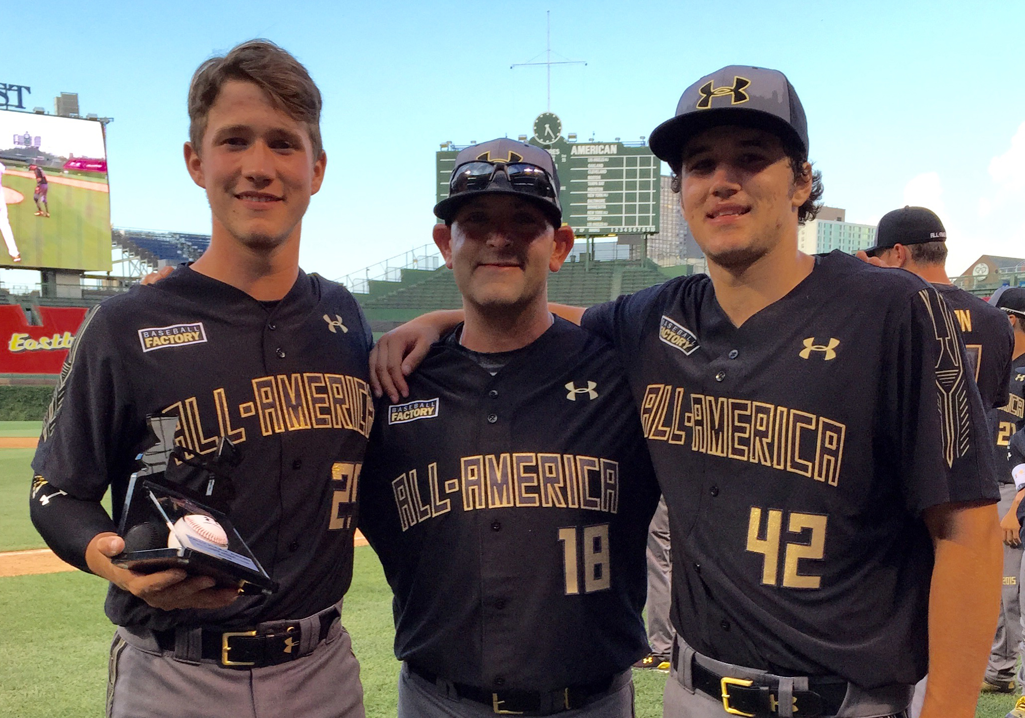 2016 Under Armour All-America Player Preview - Infielders ...